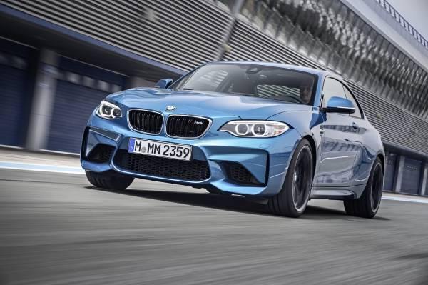 voitures 2016 - BMW M2