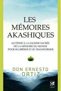 Editions Vega - Les mémoires Akashiques