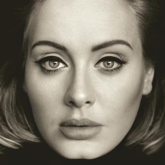 Adele 25 l'album le plus vendu en France en 2015