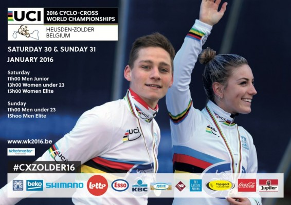 Championnats du monde de cyclo-cross 2016