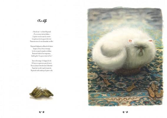 Facéties de chats de S. Perez & B. Lacombe aux Ed. MARGOT 002