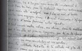 La Lettre de mon père