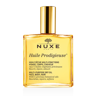 NUXE une gamme 100 % Prodigieuse® 001