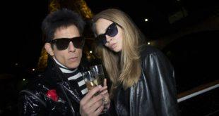 ZOOLANDER 2 à Paris Derek Zoolander et Cara Delevingne (4)
