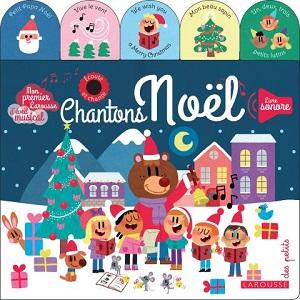 Mon Premier Larousse D Eveil Musical Chantons Noel