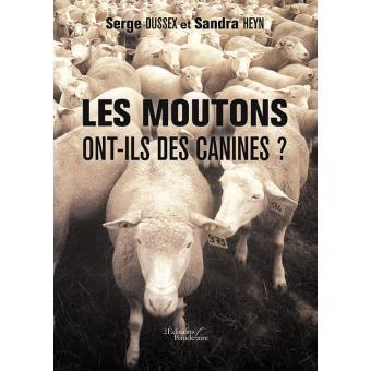 Les moutons ont-ils des canines ? Un livre qui embobine !