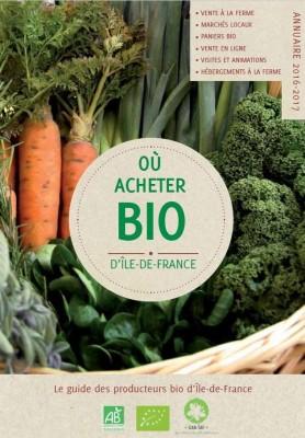 Annuaire du Bio d'Ile de France