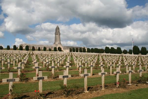 Bataille de Verdun ossuaire de Douaumont