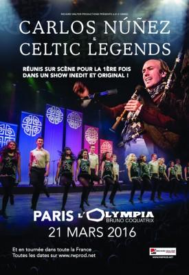 Carlos Nunez Celtic Legends