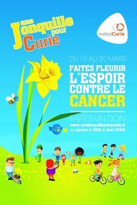 Mobilisation contre le cancer