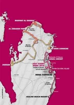 Tour du Qatar 2016