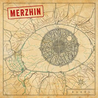 Visuel album Merzhin Babel
