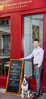 restaurant interdit aux banquiers