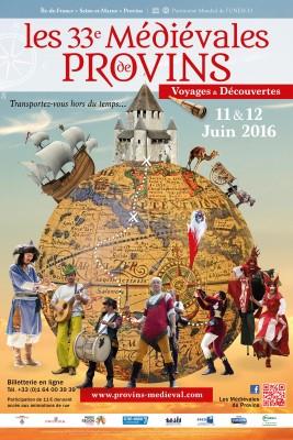 33ème Médiévales de Provins