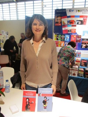 Aurore Boyard salon du livre 2016
