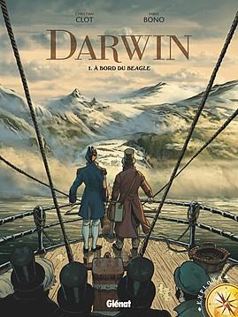 Darwin © Éd.Glénat