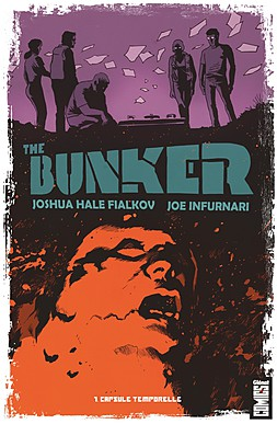 The Bunker ©Éd.Glénat Comics