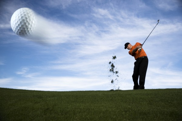 golfeur et hypnose