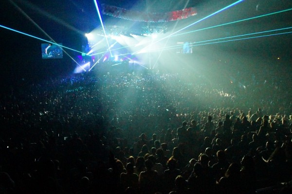 10 000 personnes au Zenith
