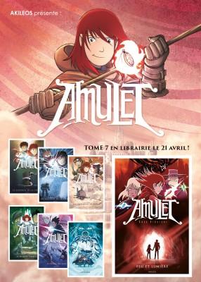 Amulet ©Éd.Akiléos