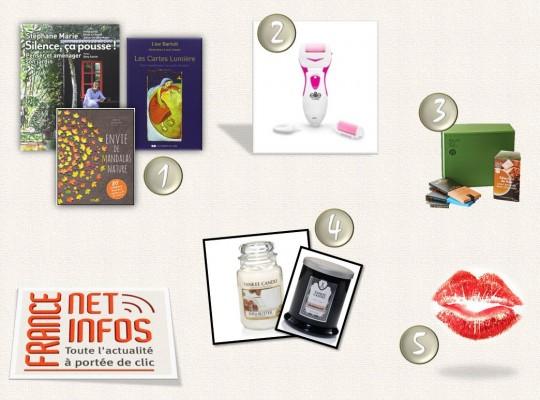Fête des mères mon TOP 5 des idées cadeaux !