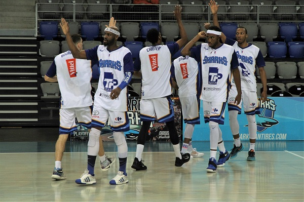 Les SHARKS Antibes