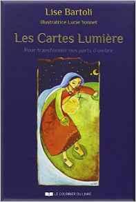 Les cartes lumiere - fête des mères
