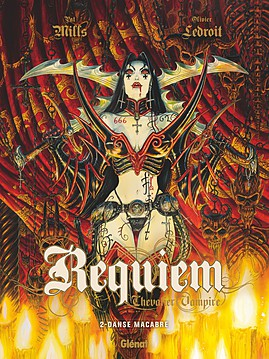 Requiem T2© Éd.Glénat