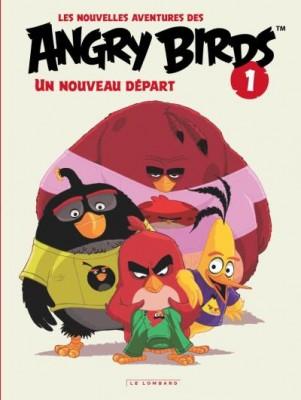 Angry Birds ©Éd. Le Lombard