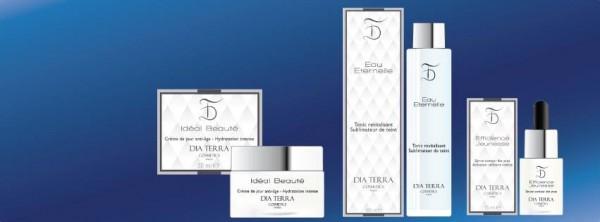 Dia Terra gamme de soins cosmétiques 100% naturels 002