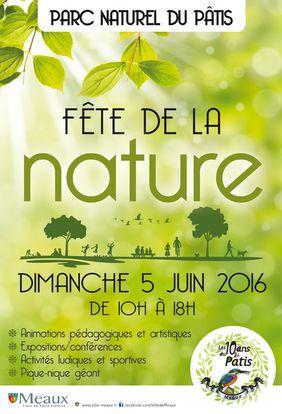 Fête de la Nature au Parc du Pâtis