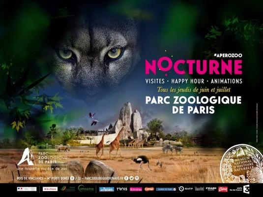 Nocturne Parc Zoologique de Paris