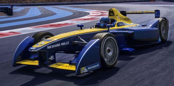 Renault E DAMS
