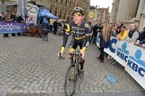 Thomas Voeckler remporte le Tour du Yorkshire
