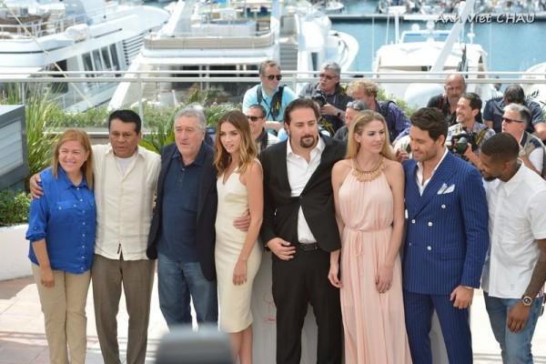 avec Mud, Jeff Nichols-Festival de Cannes 2016-Day 6