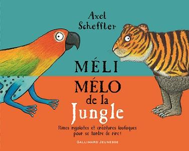 méli mélo de la jungle