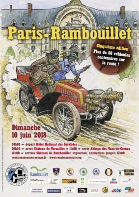 paris-rambouillet-2018-affiche