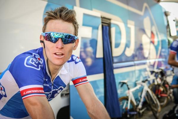 Arnaud Démare prolonge à la FDJ / Photo : Nicolas Gotz - Équipe cycliste FDJ