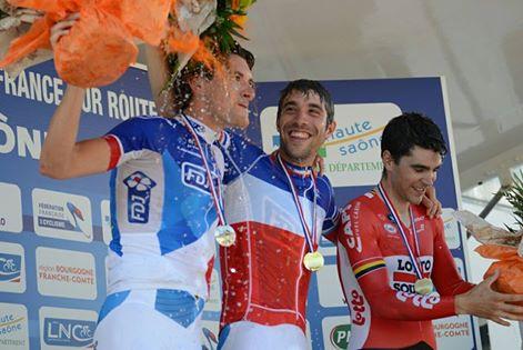 Championnat de France : Thibaut Pinot roi du Chrono