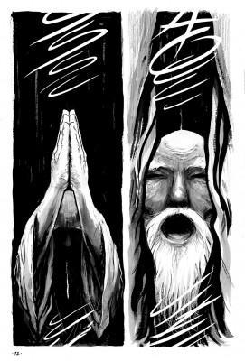 O'Senseï fondateur de son art ©Éd.Akileos