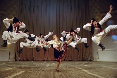Ballets Igor Moïsseïev