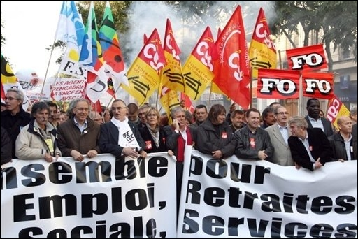 syndicat et chomage