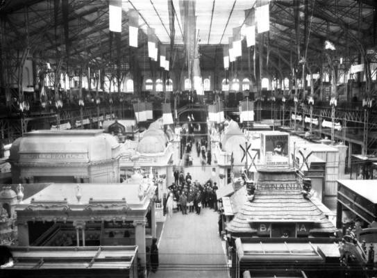 Histoire industriel à Arles