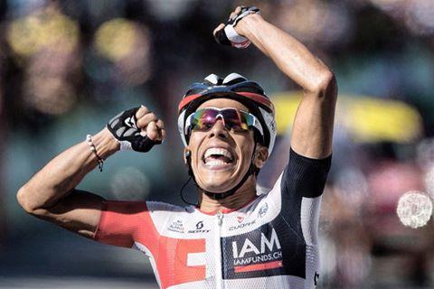 Jarlinson Pantano vainqueur de la 15ème étape du Tour 2016