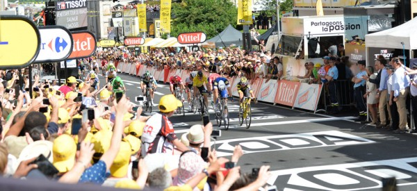 4ème étape : Marcel Kittel vainqueur à Limoges