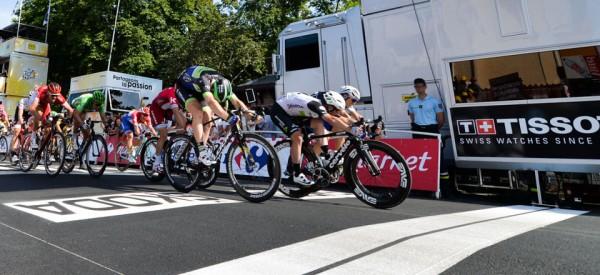 Mark Cavendish vainqueur à Montauban