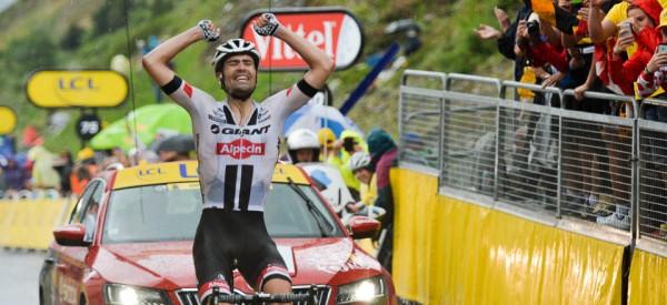 Tom Dumoulin vainqueur à Arcalis