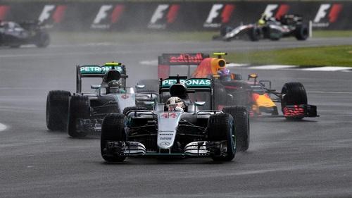 grand prix Silverstone Formule 1