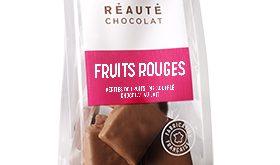 réauté chocolat fondants fruits rouges