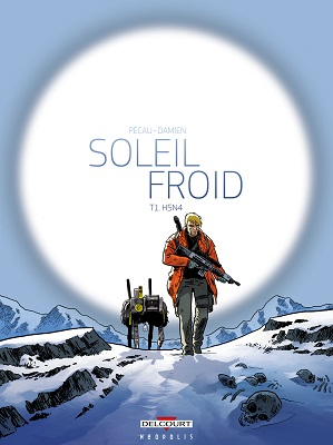 soleil froid tome 1 h5n4